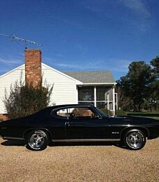 1969 Pontiac GTO for sale 100728469