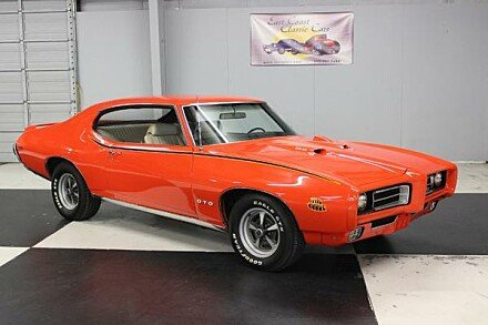 1969 Pontiac GTO for sale 100736147