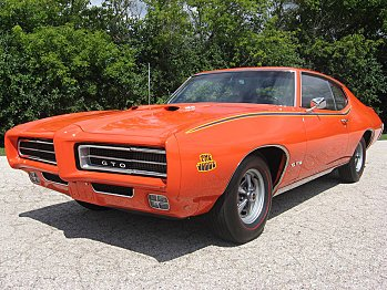 1969 Pontiac GTO for sale 100740595