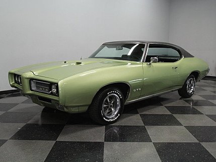 1969 Pontiac GTO for sale 100756527