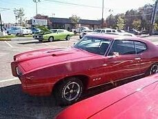 1969 Pontiac GTO for sale 100780534
