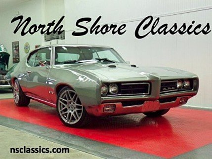 1969 Pontiac GTO for sale 100840735