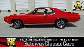 1969 Pontiac GTO for sale 100765331