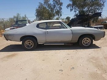 1969 Pontiac GTO for sale 100825585