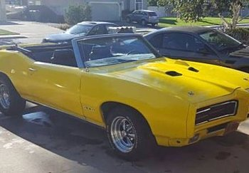 1969 Pontiac GTO for sale 100830892