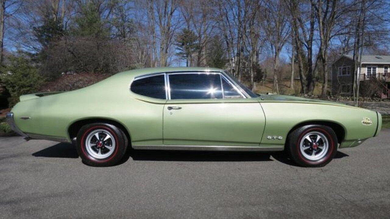 Pontiac GTO Classics for Sale - Classics on Autotrader