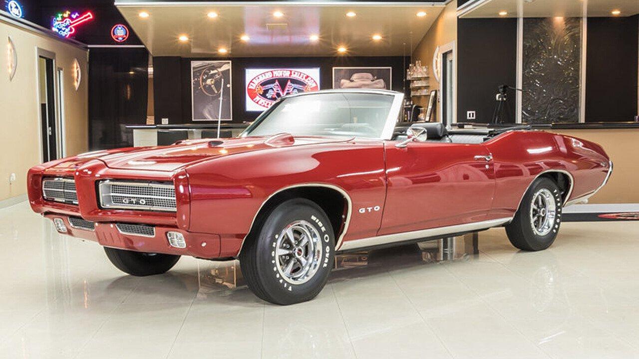 1969 pontiac gto for sale 100869755
