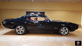 1969 Pontiac GTO for sale 100890124