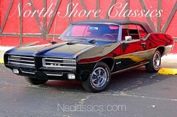 1969 Pontiac GTO for sale 100923063