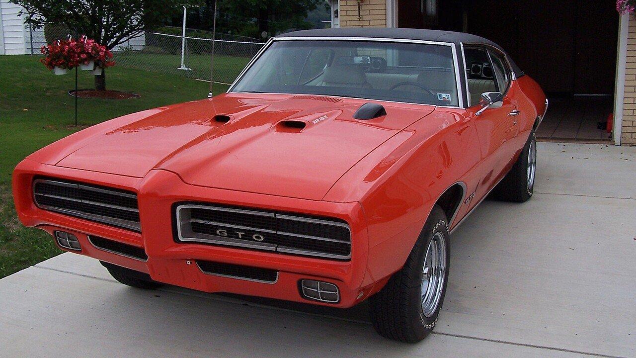 1969 Pontiac GTO for sale near Palm Beach Gardens, Florida 33410 ...