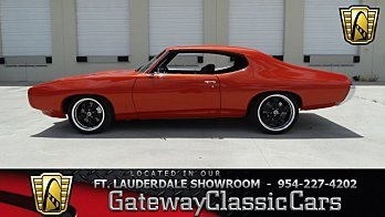 1969 Pontiac GTO for sale 100963993