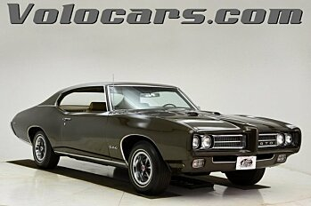 1969 Pontiac GTO for sale 100966420