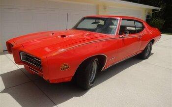 1969 Pontiac GTO for sale 100893695