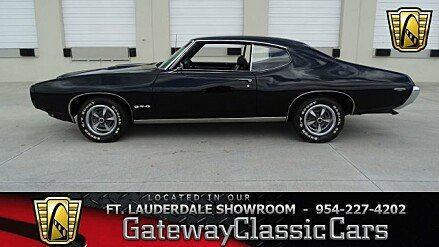 1969 Pontiac GTO for sale 100766001