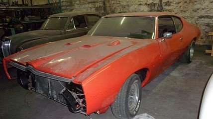 1969 Pontiac GTO for sale 100879566