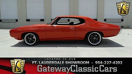 Pontiac Gto Classics For Sale Classics On Autotrader