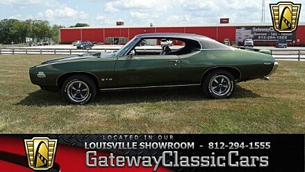 1969 Pontiac GTO for sale 100896276