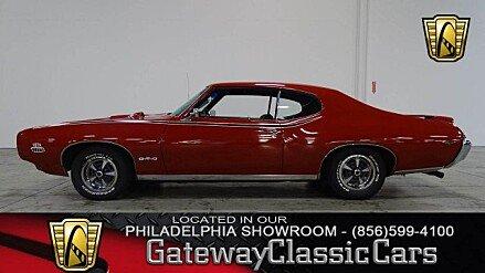 1969 Pontiac GTO for sale 100906905