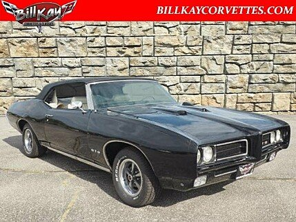 1969 Pontiac GTO for sale 100909530