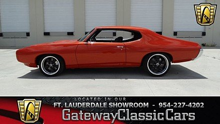 1969 Pontiac GTO for sale 100921194