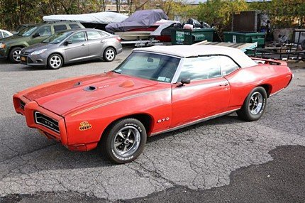 1969 Pontiac GTO for sale 100924156