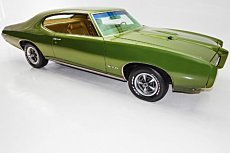 1969 Pontiac GTO for sale 100945442