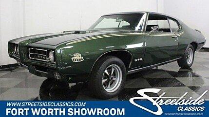 1969 Pontiac GTO for sale 100946658