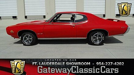 1969 Pontiac GTO for sale 100948694