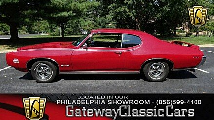 1969 Pontiac GTO for sale 100948976