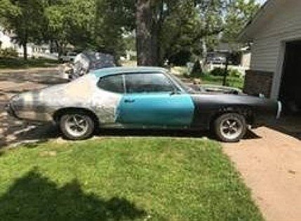 1969 Pontiac GTO for sale 100951665