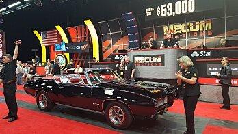 1969 Pontiac GTO for sale 100953425