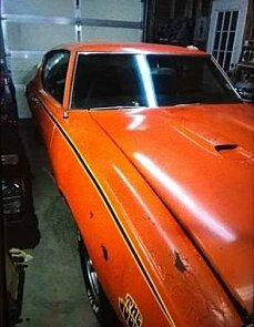 1969 Pontiac GTO for sale 100956542
