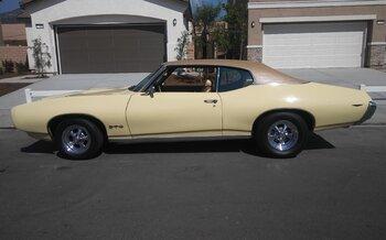 1969 Pontiac GTO for sale 100962627