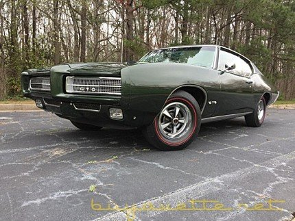 1969 Pontiac GTO for sale 100963190