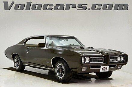 1969 Pontiac GTO for sale 100966420