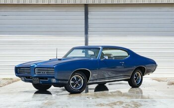 1969 Pontiac GTO for sale 100993254