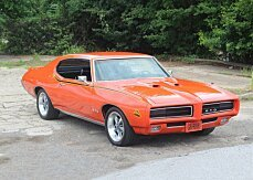 1969 Pontiac GTO for sale 100994066