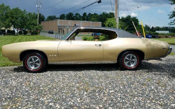 1969 Pontiac GTO for sale 100999711