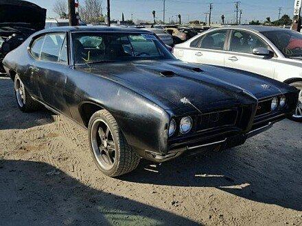 1969 Pontiac GTO for sale 101011267