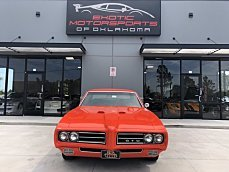 1969 Pontiac GTO for sale 101024980