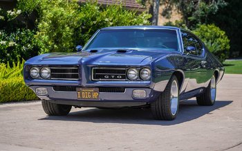 1969 Pontiac GTO for sale 101027540
