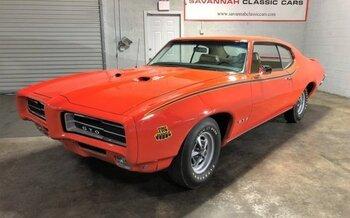 1969 Pontiac GTO for sale 101051913