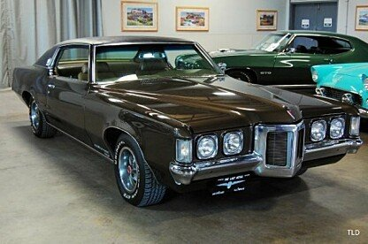 1969 Pontiac Grand Prix for sale 100767842