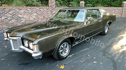 1969 Pontiac Grand Prix for sale 100817409