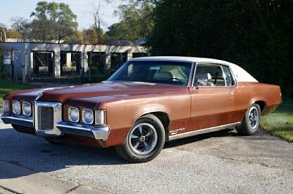 1969 Pontiac Grand Prix for sale 100925279