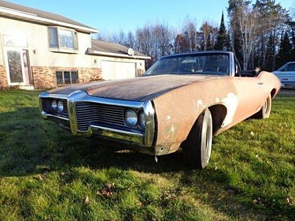 1969 Pontiac Le Mans for sale 100805263