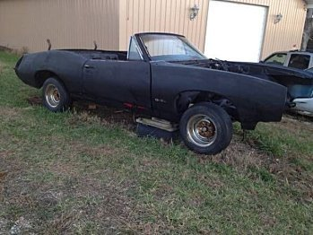 1969 Pontiac Le Mans for sale 100824828