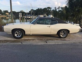 1969 Pontiac Le Mans for sale 100825017