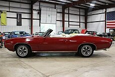 1969 Pontiac Le Mans for sale 100889921