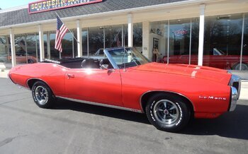 1969 Pontiac Le Mans for sale 100985129